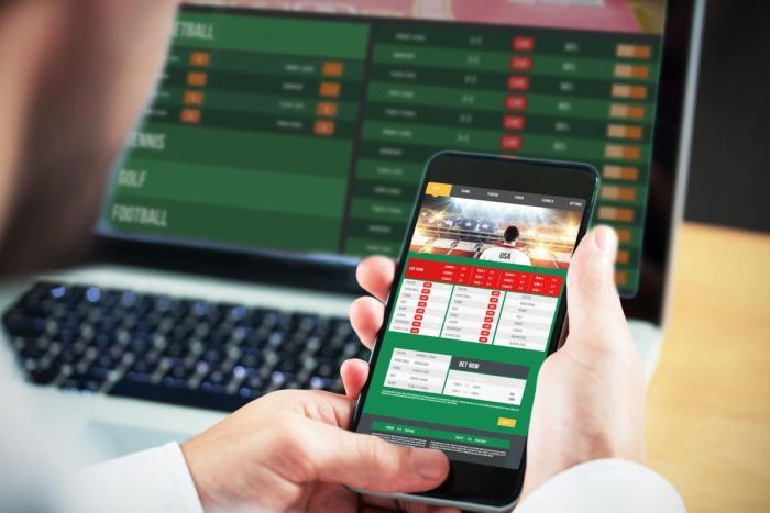 Cbet Mobile, приложение для систем Android и iOS